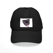 My bib brother is a (black) P Baseball Hat