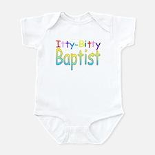 Itty-Bitty Baptist Infant Bodysuit