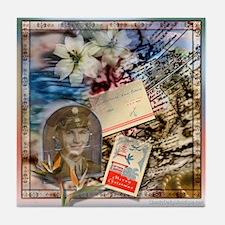 Remembering Joe Tile Coaster