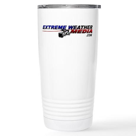 Stainless Steel Extreme Weather Media Travel Mug
