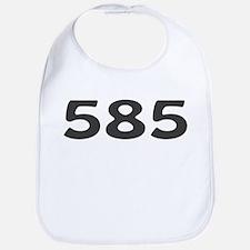585 Area Code Bib