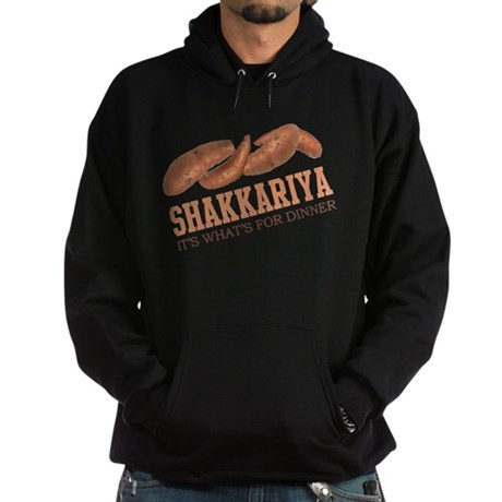 Shakkariya - Its Whats For Di Hoodie (dark)