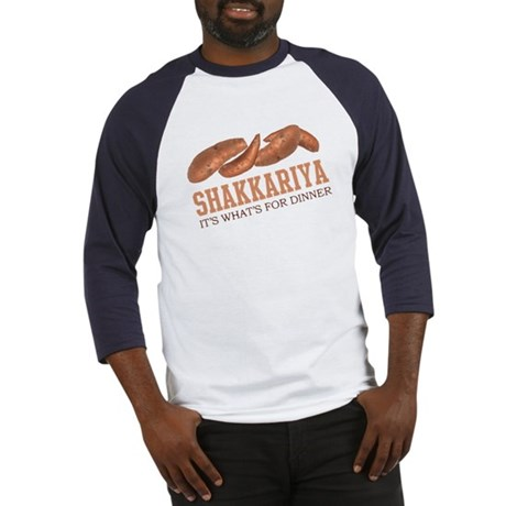 Shakkariya - Its Whats For Di Baseball Jersey
