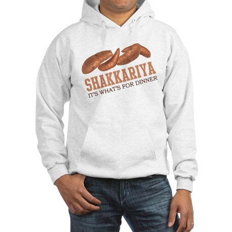 Shakkariya - Its Whats For Di Hooded Sweatshirt