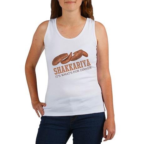 Shakkariya - Its Whats For Di Women's Tank Top