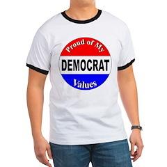 Proud Democrat Values T
