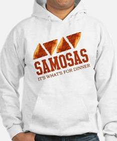 Samosas - Its Whats For Dinne Hoodie