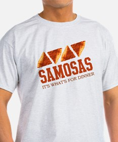 Samosas - Its Whats For Dinne T-Shirt