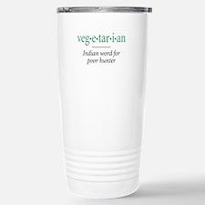 vegetarian - Travel Mug