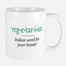 vegetarian - Mug