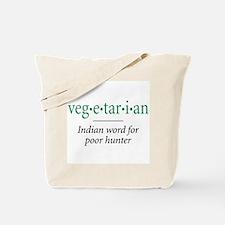 vegetarian - Tote Bag