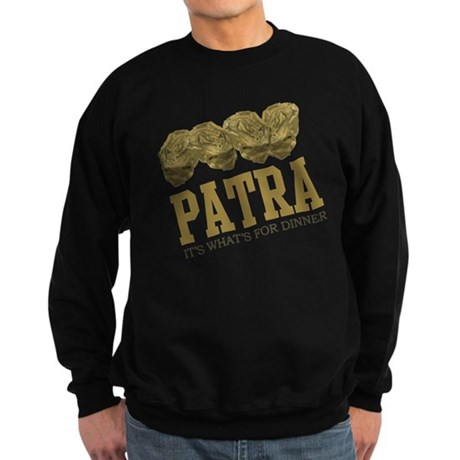 Patra - Its Whats For Dinner Sweatshirt (dark)
