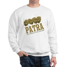 Patra - Its Whats For Dinner Sweatshirt