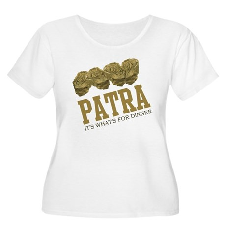 Patra - Its Whats For Dinner Women's Plus Size Sco
