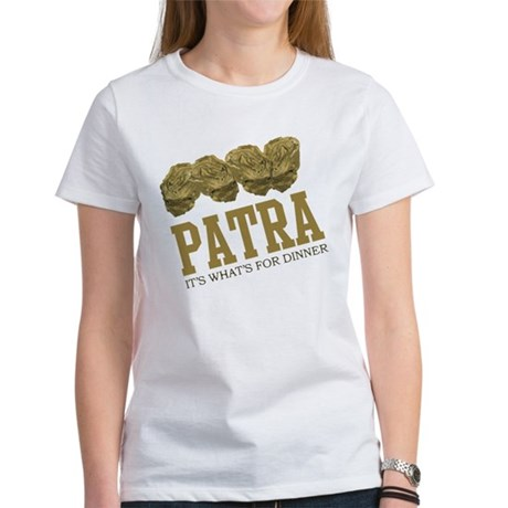 Patra - Its Whats For Dinner Women's T-Shirt