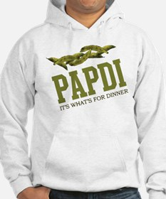Papdi - Its Whats For Dinner Hoodie