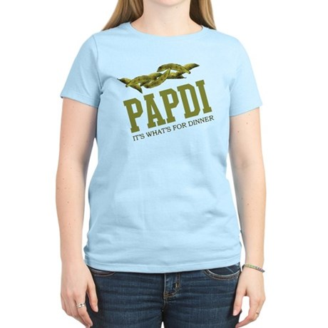 Papdi - Its Whats For Dinner Women's Light T-Shirt