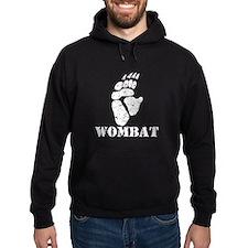 Wombat Footprint Hoodie