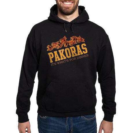 Pakoras - Its Whats For Dinne Hoodie (dark)