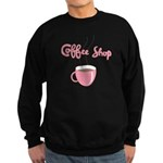 Coffee Shop Sweatshirt (dark)