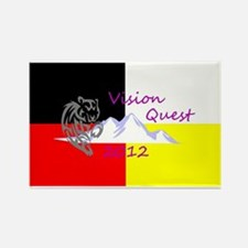 Cute Visions Rectangle Magnet