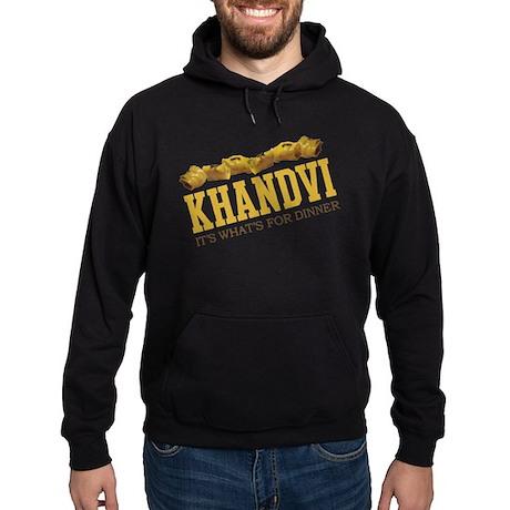 Khandvi - Its Whats For Dinne Hoodie (dark)