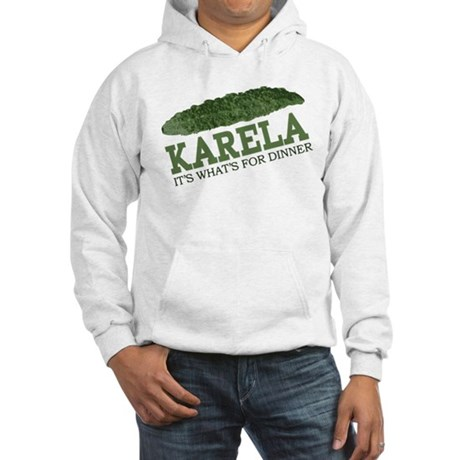 Karela - Its Whats For Dinner Hooded Sweatshirt