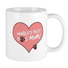 World's Best Dog Mom Mug