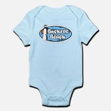 Buckroe Beach VA Infant Bodysuit
