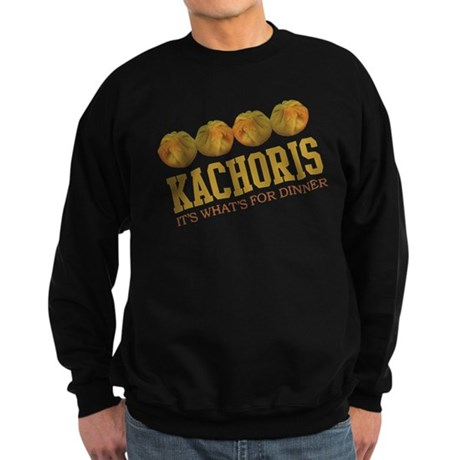 Kachoris - Its Whats For Dinn Sweatshirt (dark)