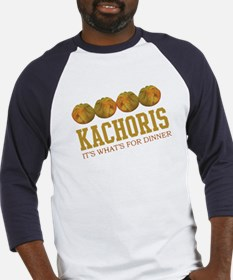 Kachoris - Its Whats For Dinn Baseball Jersey