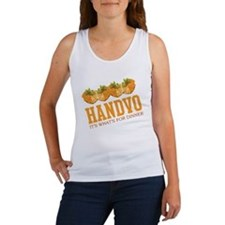 Handvo - Its Whats For Dinner Women's Tank Top