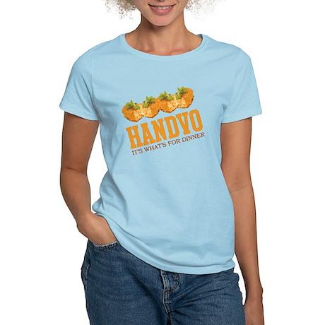 Handvo - Its Whats For Dinner Women's Light T-Shir