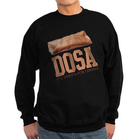 Dosa - Its Whats For Dinner Sweatshirt (dark)