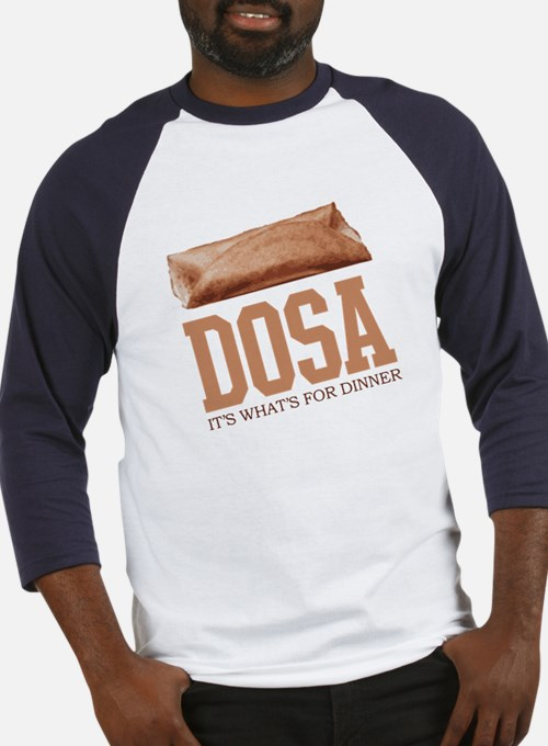 Dosa - Its Whats For Dinner Baseball Jersey