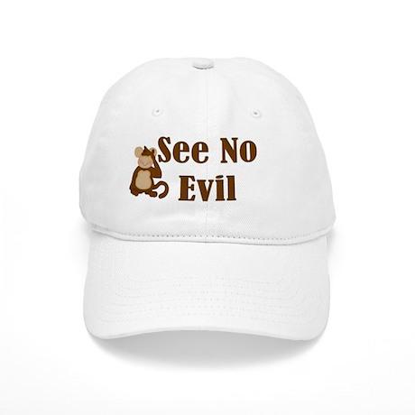 See No Evil Cap