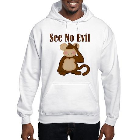 See No Evil Hooded Sweatshirt