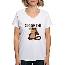 See No Evil Shirt