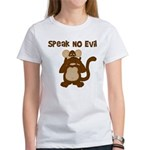 Speak No Evil Women's T-Shirt