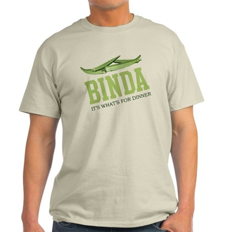 Binda - Its Whats For Dinner Light T-Shirt