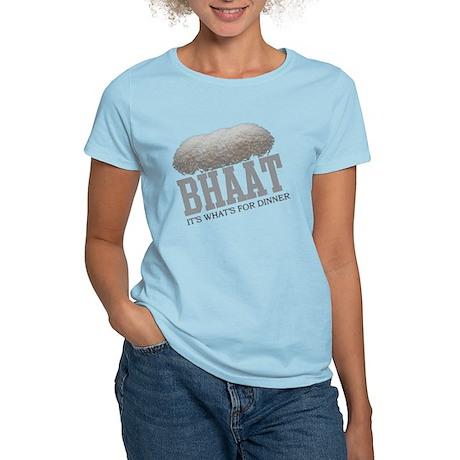 Bhaat - Its Whats For Dinner Women's Light T-Shirt