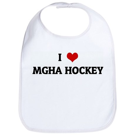 I Love MGHA HOCKEY Bib