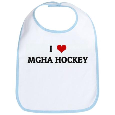 I Love MGHA HOCKEY Bib