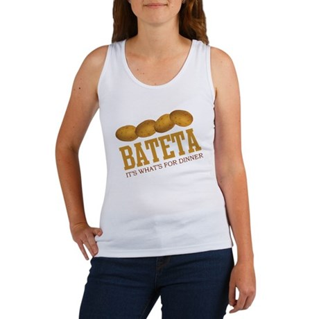 Bateta - Its Whats For Dinner Women's Tank Top