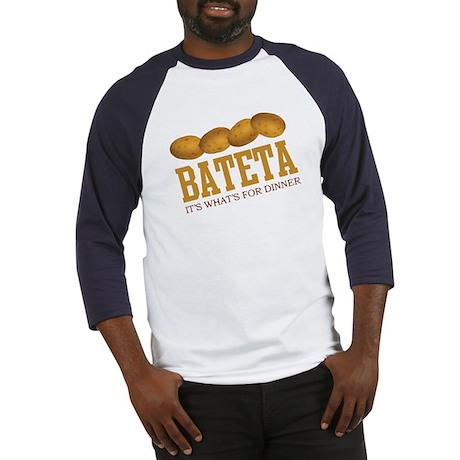 Bateta - Its Whats For Dinner Baseball Jersey