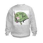 Born to Knit Kids Sweatshirt