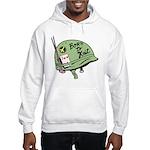 Born to Knit Hooded Sweatshirt