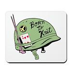 Born to Knit Mousepad