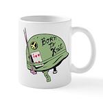 Born to Knit Mug