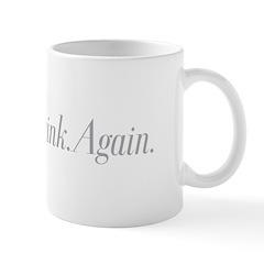 Atlantic Think.Again. Mug